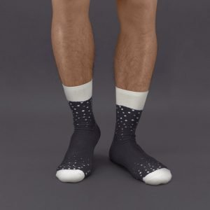 A pair of men's novelty beer socks