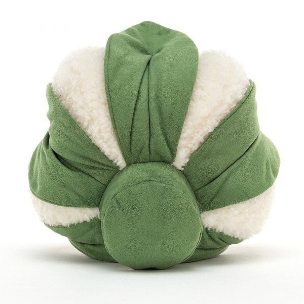 A cute and cuddly cauliflower from the amuseable range from Jellycat.